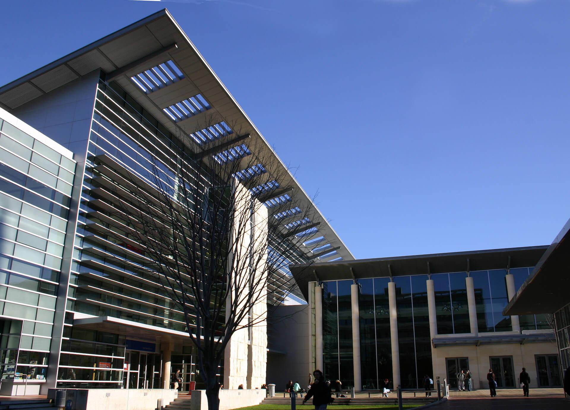 Image:Building & Climate Control – University of Otago